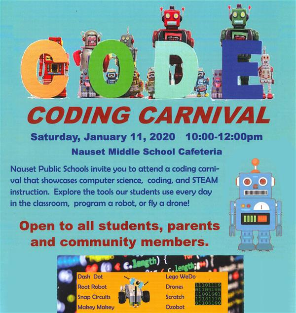 Jan 11th Coding Carnival highlights