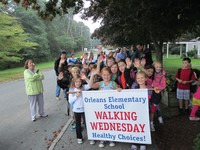 OES Walking Wednesdays