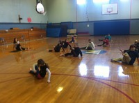 Kids Yoga with Gennie Morrow