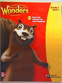 First Grade Reading Wonders Resources