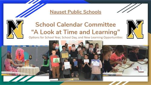 School Calendar Committee Presentation